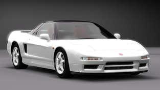 1992 Honda NSX-R
