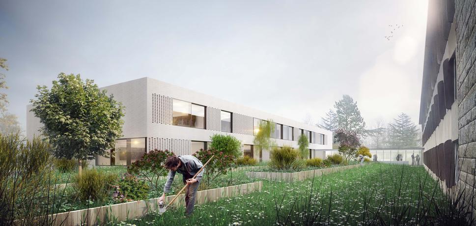 Lycée Théodore Monod - Le Rheu