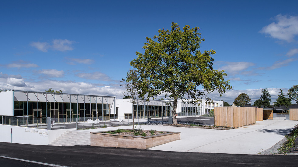 Groupe scolaire René Guy Cadou - Lorient