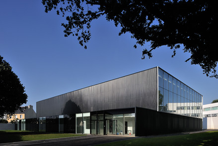 Gymnase de l'Europe - Brest