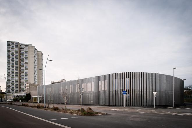 Immeuble de bureaux Le Skorf - Lorient