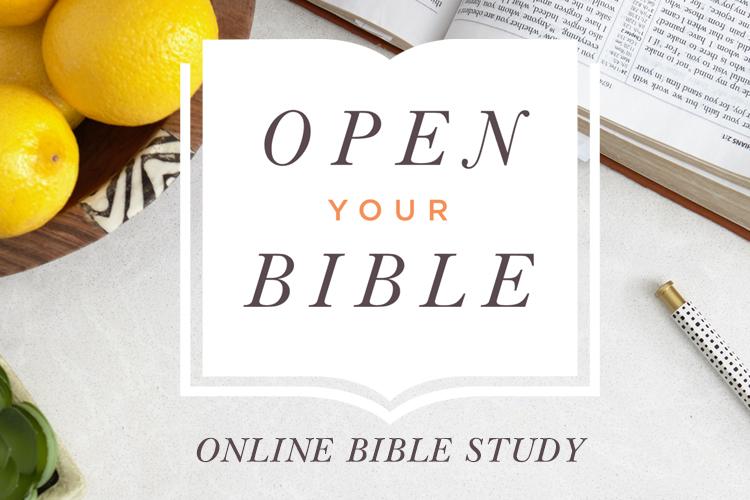Open Your Bible: A Women's Study