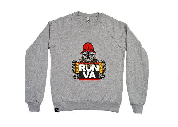 RUN VA Crew Neck Sweater
