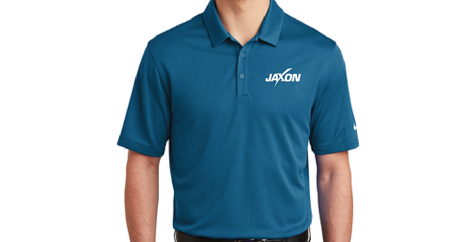 Nike Dri-FIT Hex Textured Polo