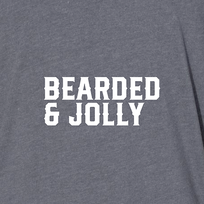 Bearded & Jolly