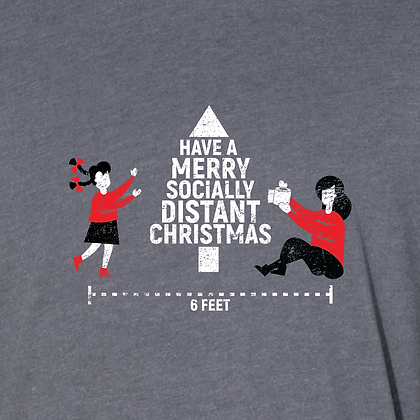 Socially Distant Christmas