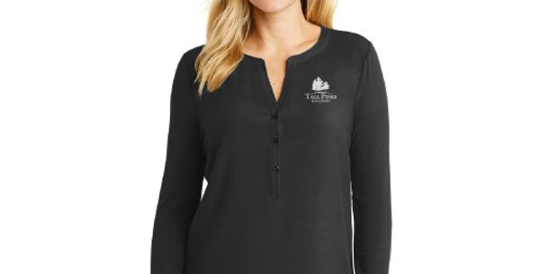 Port Authority® Ladies Concept Henley Tunic