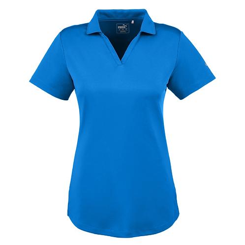 PUMA GOLF Ladies' Icon Golf Polo