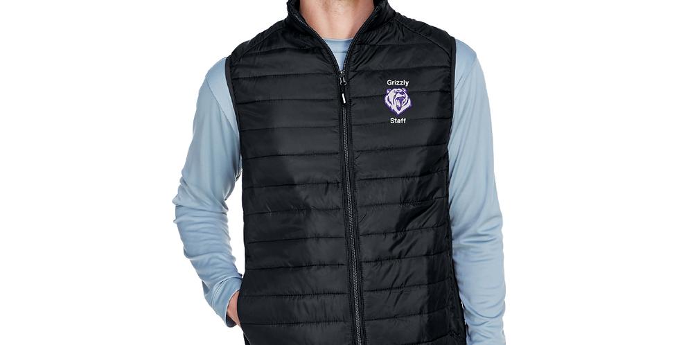 Core 365 Men's Prevail Packable Puffer Vest
