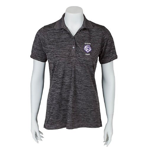Ladies' Dakota Heather Polo