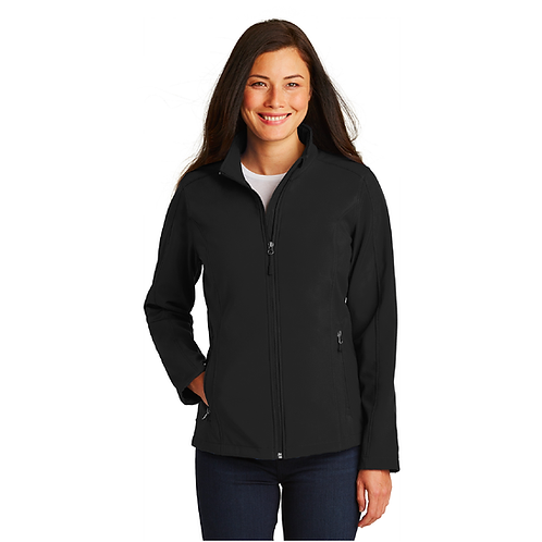 Port Authority® Ladies' Core Soft Shell Jacket