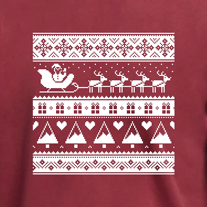Ugly Sweater Print