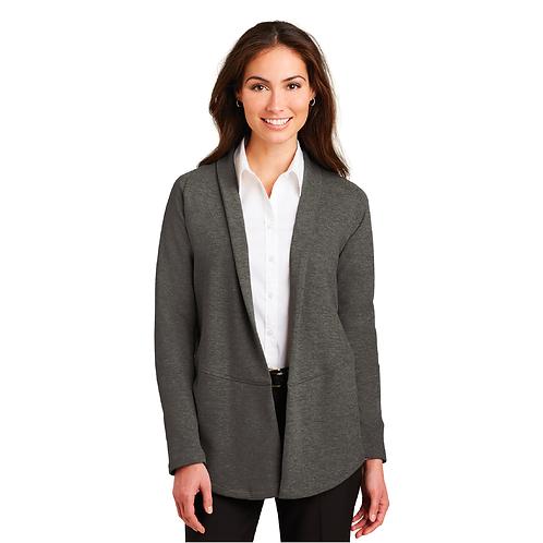 Port Authority® Ladies Interlock Cardigan