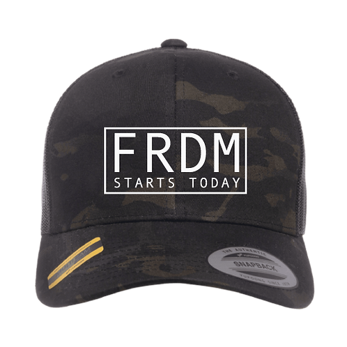 Freedom Starts Today Hat