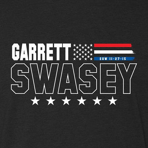 Garrett Swasey Shirt
