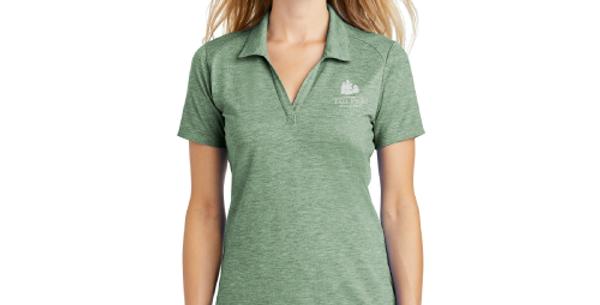 Sport-Tek ® Ladies PosiCharge ® Tri-Blend Wicking Polo