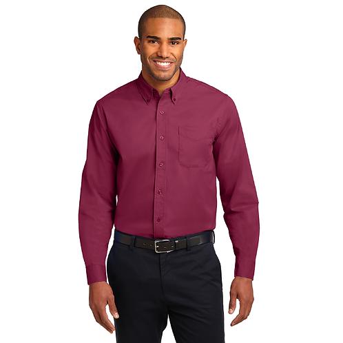 Port Authority® Easy Care Long Sleeve Shirt