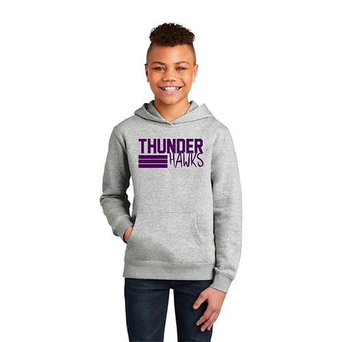 District® Youth V.I.T.™ Fleece Hoodie