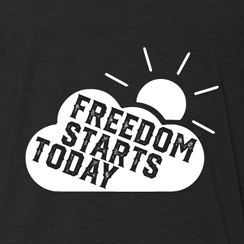 Freedom Starts Today Shirt