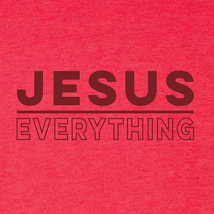 Jesus Over Everything Tshirt