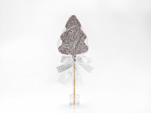 Tree Choc LolliPop – Silver  #751541