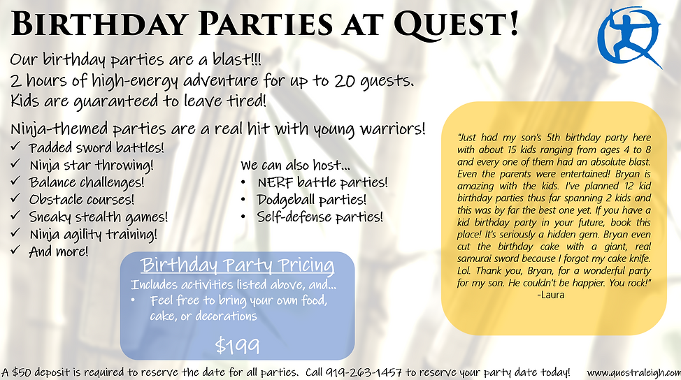 bday party pricing guide only level 1.pn