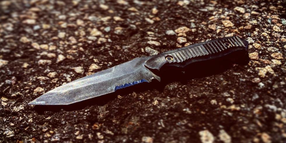 Knife Defense Workshop