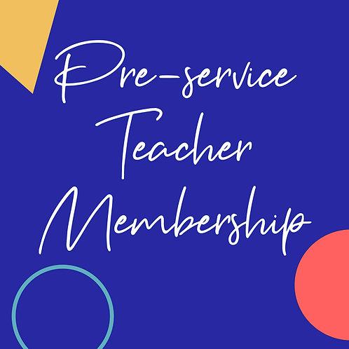 Pre-service Teacher