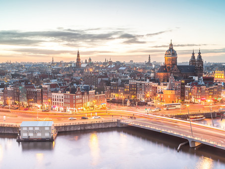 Amsterdam-Top Things To Do