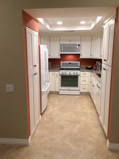Kitchen Maximize Space