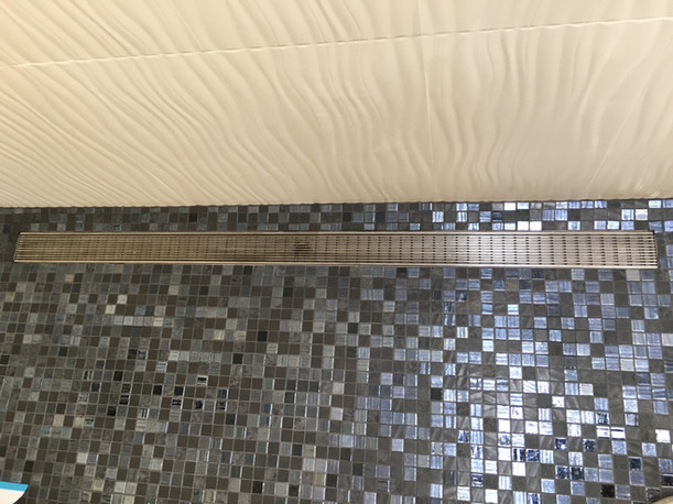 Long Shower Drain