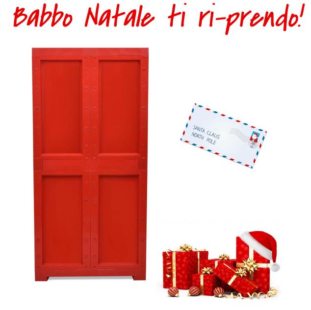 Babbo Natale ti ri-prendo!