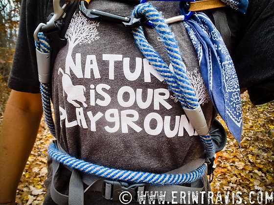 Nature is our Playground