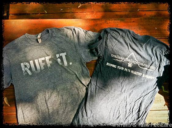 Vintage Ruff It T-shirt