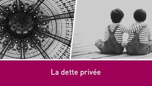 La dette privée