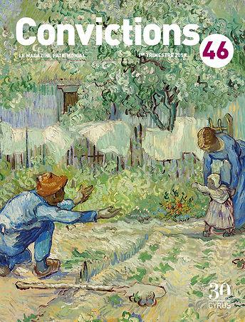 Page de couverture _ Convictions 46