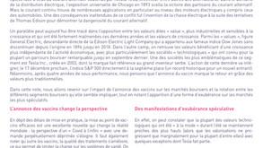CHRONIQUE MENSUELLE INVEST AM - Décembre 2020