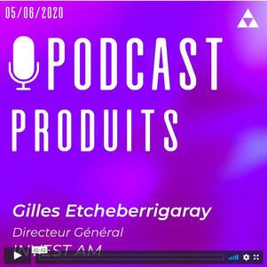 """Podcast : """"Je ne crois pas à une vraie reprise avec... 20 millions de chômeurs aux USA"""" Gilles Etche"""