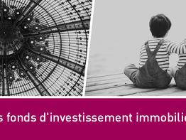 Les fonds d'investissement immobiliers