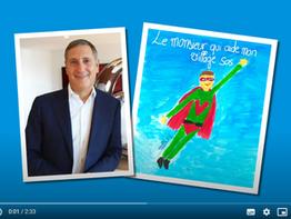 Témoignage vidéo de Meyer Azogui sur le soutien que nous apportons à SOS Villages d'Enfants