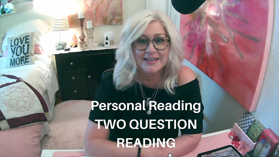 Two Question personal reading