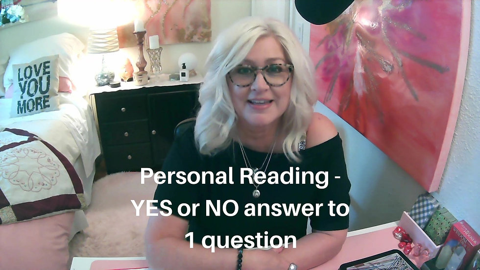 Get a YES or NO answer to burning questions