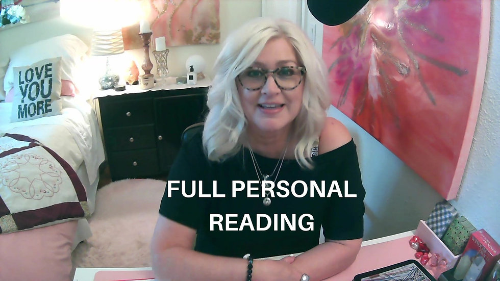 Full Personal Reading