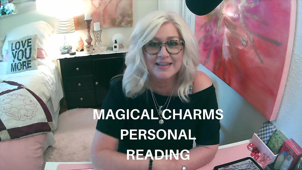 Magical Charms personal reading