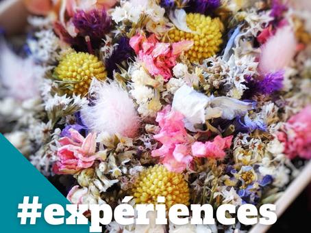 Apprenez l'art floral à avec Stéphanie à Nogaro