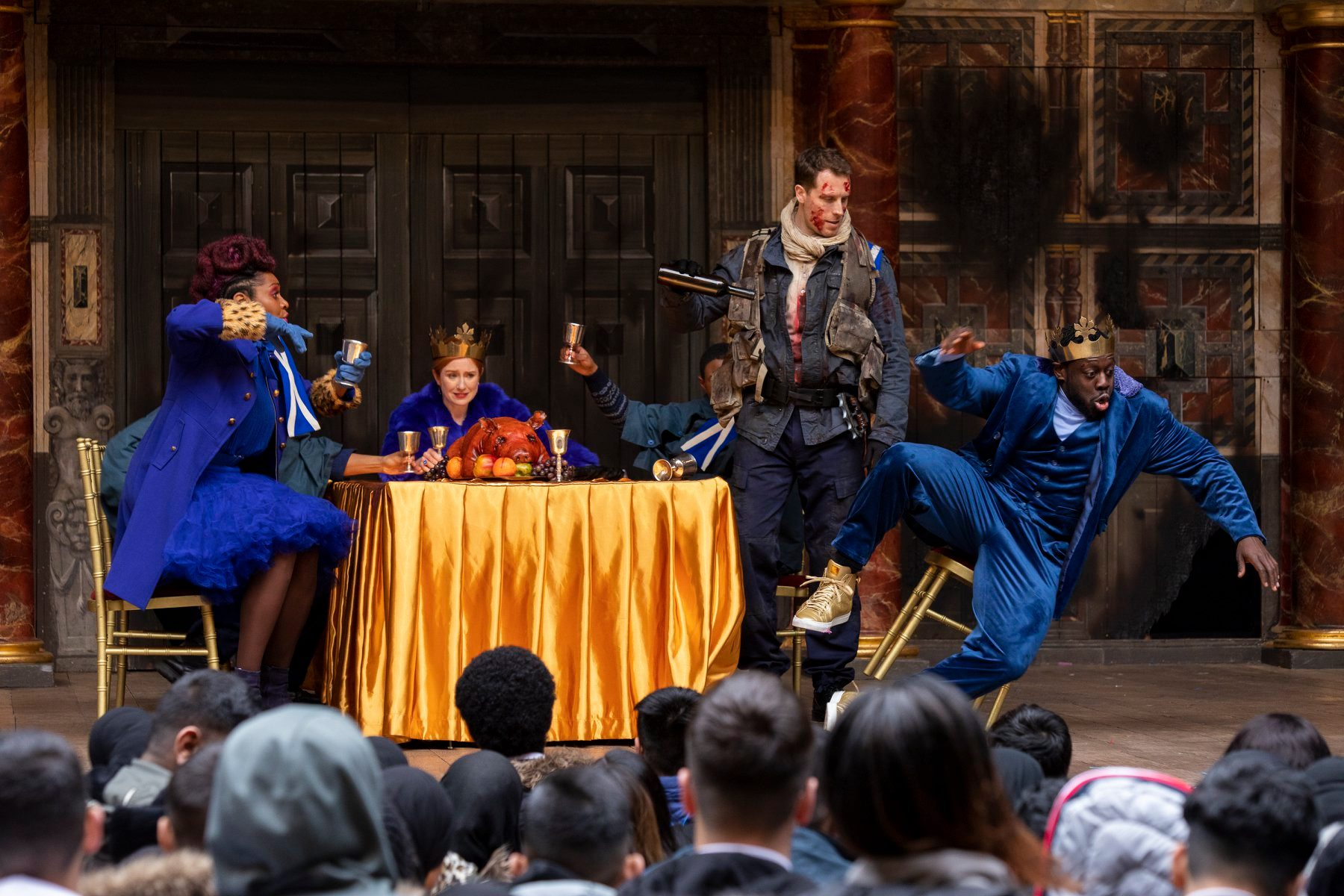 Playing Shakespeare - Macbeth