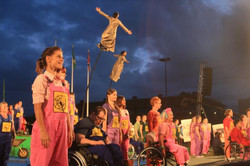Paralympic Heritage Flame Ceremony