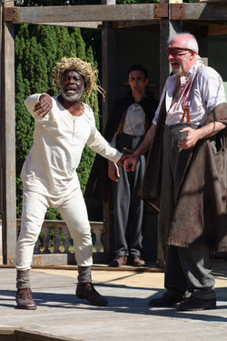 Mad King Lear