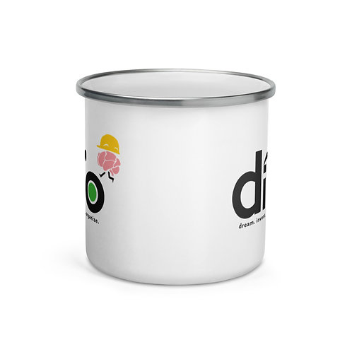 DITO Enamel Mug