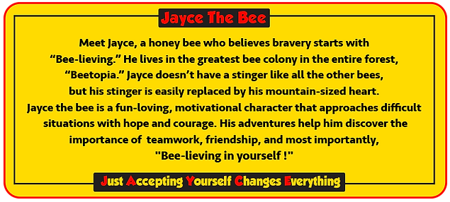 J. A. Y. C. E-Just Accepting Yourself Changes Everything
